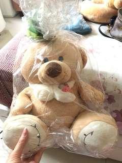 Boneka Beruang Ukuran Medium