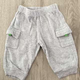 Grey Baby Joggers
