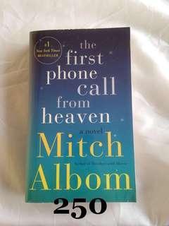 Mitch Albom book