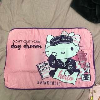 🚚 地毯 地墊 kitty 正版