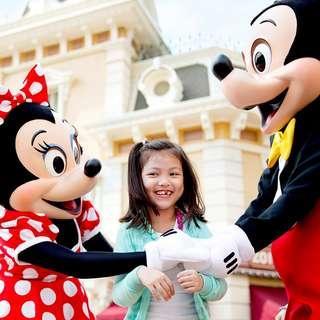 Hong Kong Disneyland*