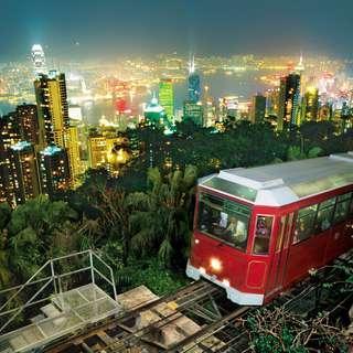 Peak Tram Fast-Track Combo*