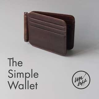 🚚 The Simple Money Clip Wallet by wwbtt