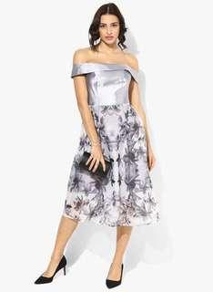 Brand new Dorothy Perkins Flora Bardot dress