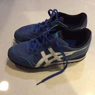 Onitsuka Tiger Blue Sneakers