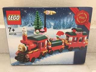 Lego 40138 Christmas Train 2015 Limited Edition