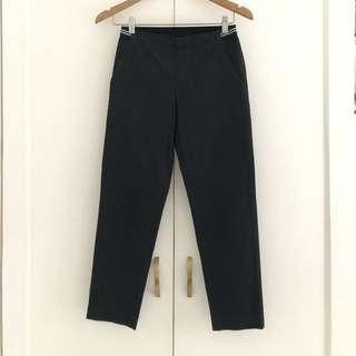 Uniqlo Black Pants with Elastic band
