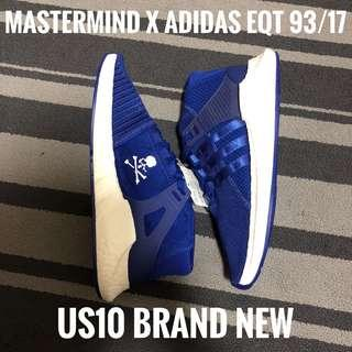 US10 Mastermind x Adidas EQT 93/17