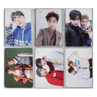 [OFFICIAL!!] Monsta X The Connect Pre-order first press photocards