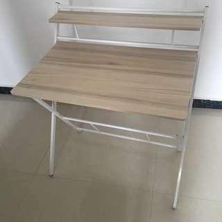 INSTOCK Foldable Maple Study Table