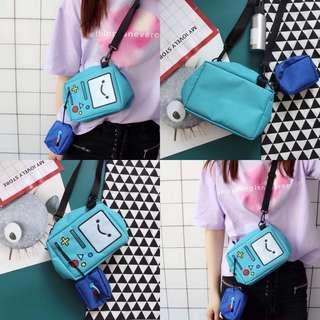 Adventure Time BMO Sling Bag