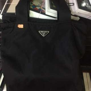 Authentic orig Prada tote