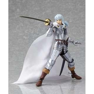 Pre-Order for Figma 138 - Griffith (Reissue)