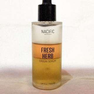 Nacific (Natural Pacific) Fresh Herb Origin Serum
