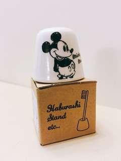 迪士尼 米奇老鼠Mickey mouse牙刷座