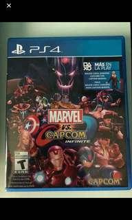 Marvels Capcom