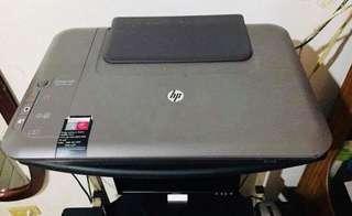 HP Deskjet All in one