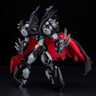 Pre-Order for Riobot - Black Getter (Getter Robo Devolution -The Last Three Minutes of the Universe-)