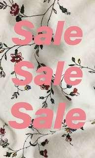 SALE IN LISTING
