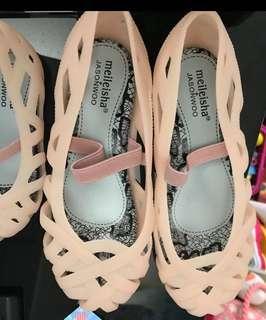 全新 Meileisha Jasonwoo 雨鞋