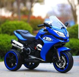 Pre-Order Big Size Rechargeable Motorcycle.