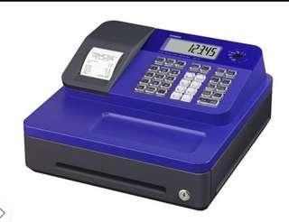Cash Register - Casio SE-G1