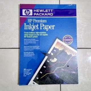 Hp Premium InkJet Paper A3 Size Photo Printing High Gloss