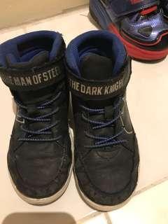 H&M Batman/Superman shoes