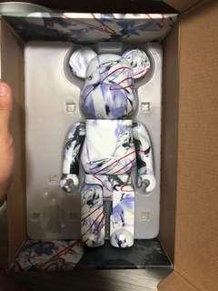 Bearbrick 400% Futura Bear