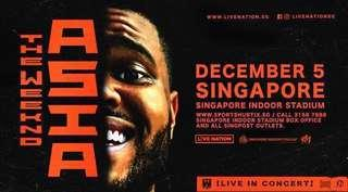 The Weeknd Singapore