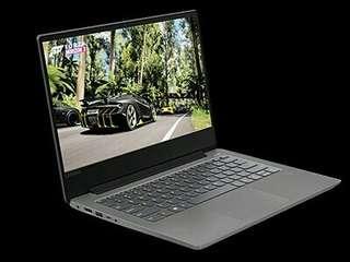 Kredit Bandung Laptop Lenovo IP330 Free 1x cicilan proses 3menit