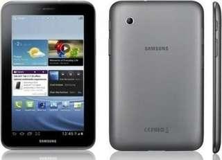 Samsung Galaxy Tab 2 7.0 (used)