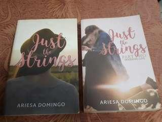 JUST THE STRINGS BUNDLE by Ariesa Domingo