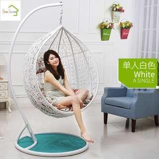 Bn Swing chair S617 White