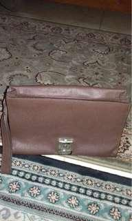 Bally man bag
