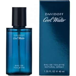 Davidoff Cool Water Authentic