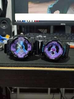 Couple G-Shock Copy Ori