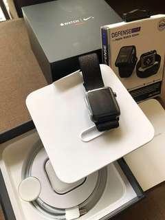 Apple Watch series 3, 42mm Nike+ Cellular