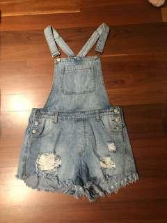 Overalls Denim Cheap casual