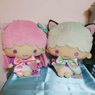 預訂Twins star 30cm 大公仔$240一對
