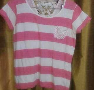 Stripes Korean Style Shirt