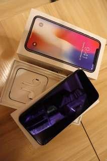iPhone X 64GB 太空灰