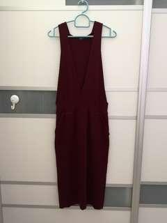 Outer Jumpsuit Dress