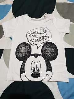 H&M Mickey Set