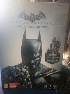 "Batman arkham origins ""colector's edition"""
