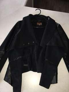 Leather jacket- River Island
