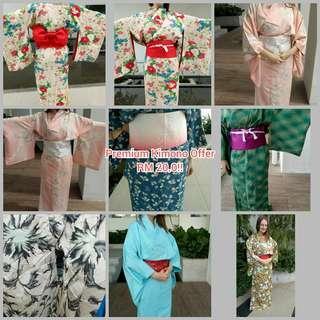 September Premium Kimono Promo!!