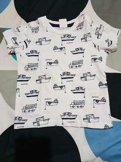 H&M Boat Shirt