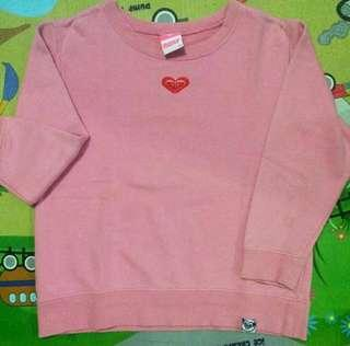 SALE!! ROXY - Sweater Pink
