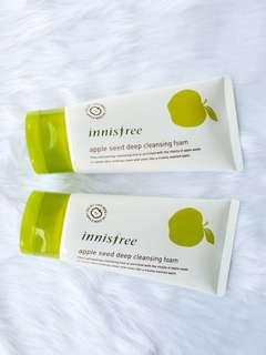 Innisfree Apple Seed Facial wash (new product)